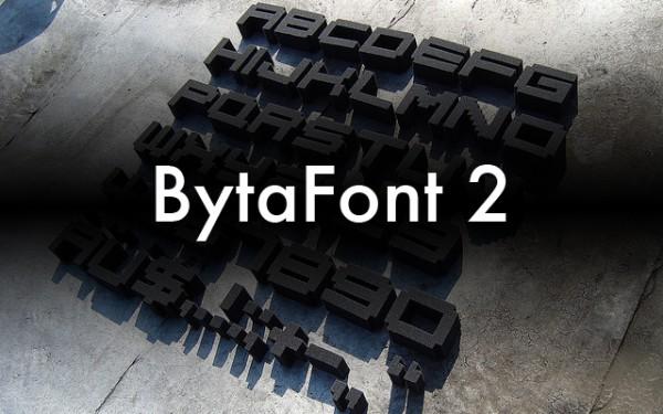 BytaFont2