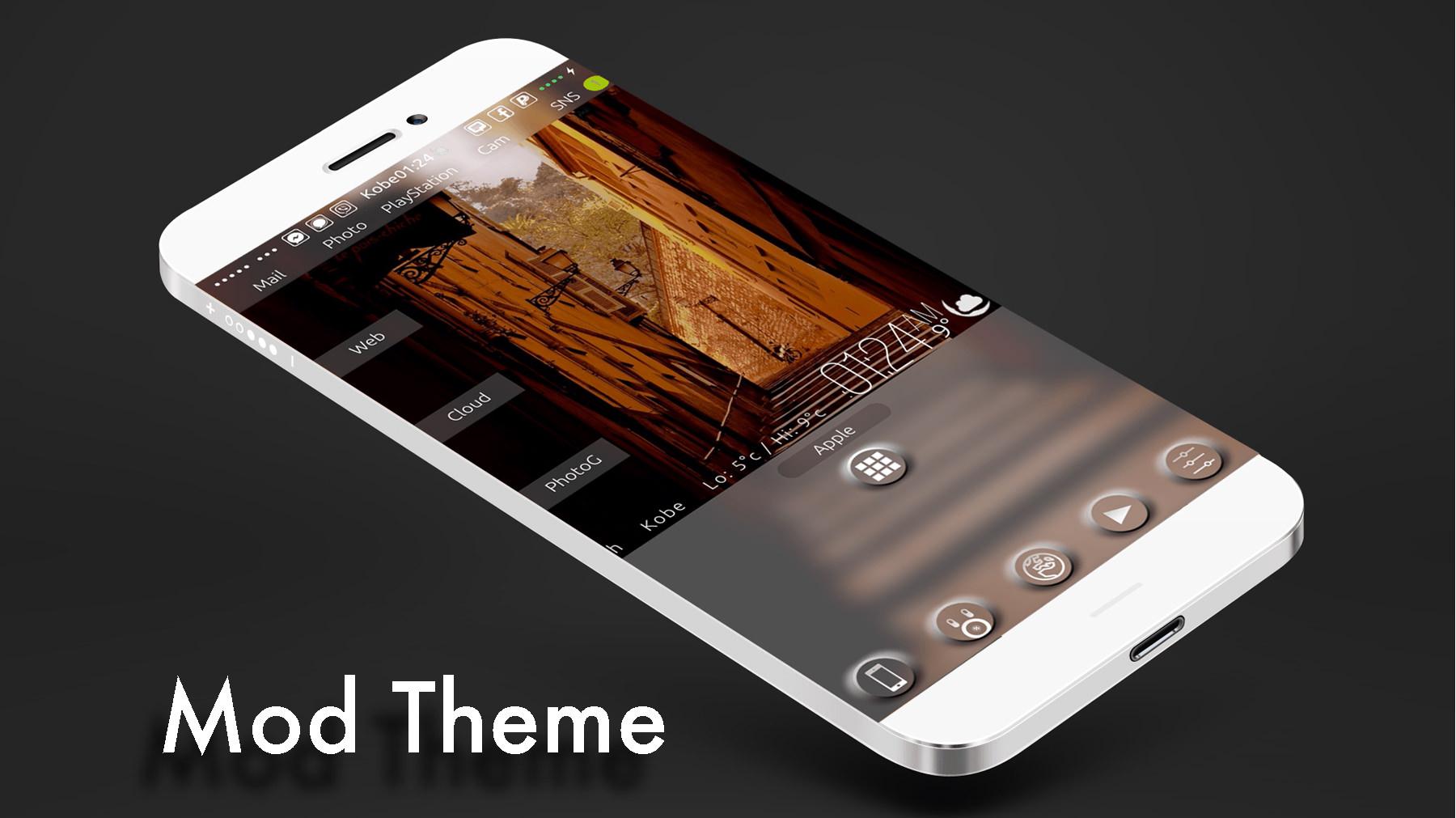 [JB][Themes] Mod Theme(vWallpaper・GIFPaper・簡単自作MASK)