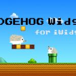 [JB][Widget] HEDGEHOG Widget ホーム画面ににハリネズミを飼おう!